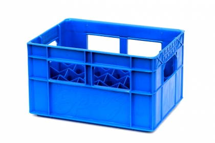 Non-alcoholic beverages and bottled water crates - 400х300х235мм | снимка 1